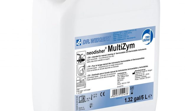 KEY SURGICAL INTRODUCES ENZYMATIC SOLUTIONS FOR CSSD AND THE OR