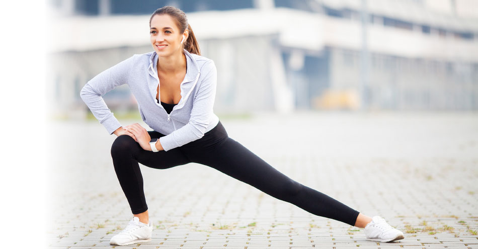Stretch Your Way Out of Stress