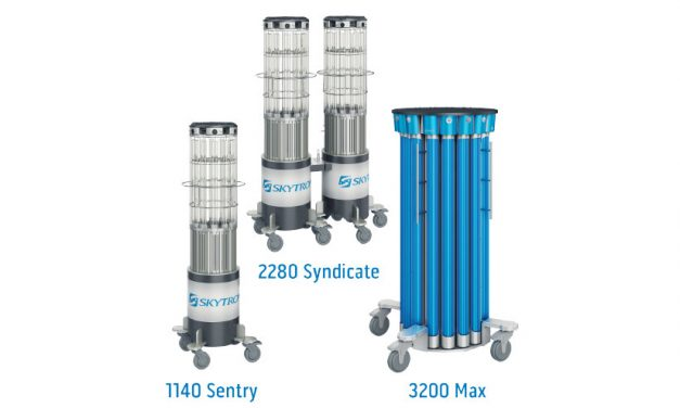 Skytron Disinfection Robots