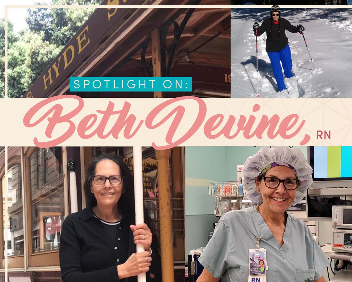 Spotlight On Beth Devine, RN