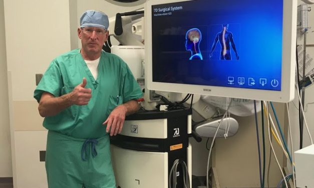 Unity Hospital First in New York State to Offer Radiation-Free Neurosurgery Platform