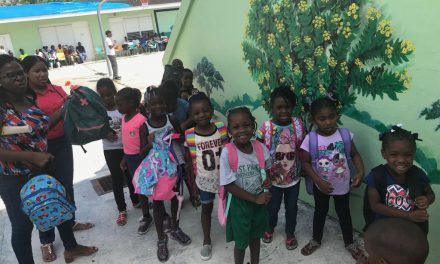 Doctors Depot's Frye and Son Support Bahamas Relief