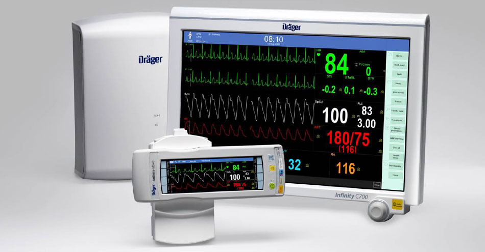 Dräger Infinity Acute Care System