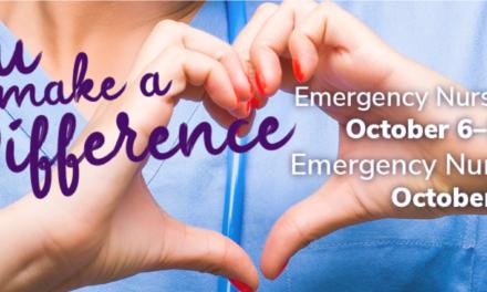 Annual Celebration Of Emergency Nurses Runs Oct. 6-12