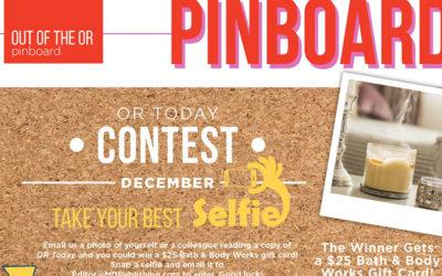 Pinboard / Contest – December 2019