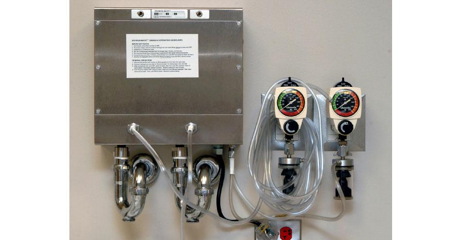 MD Technologies Inc. Environ-mate DM6000