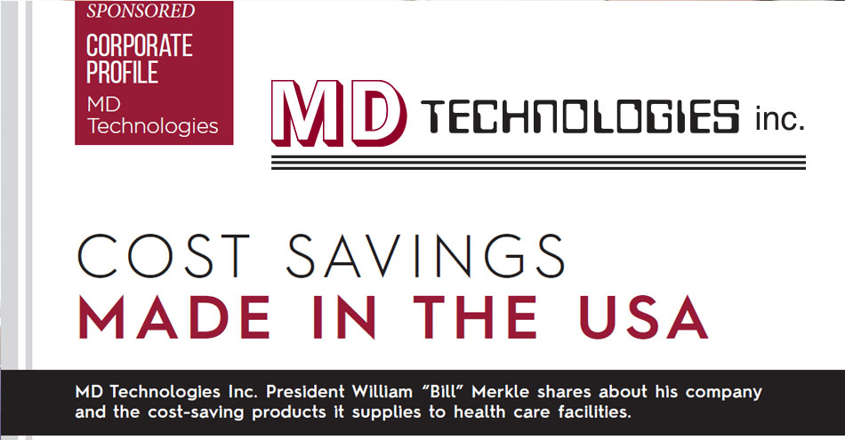 [Sponsored] Corporate Profile: MD Technologies