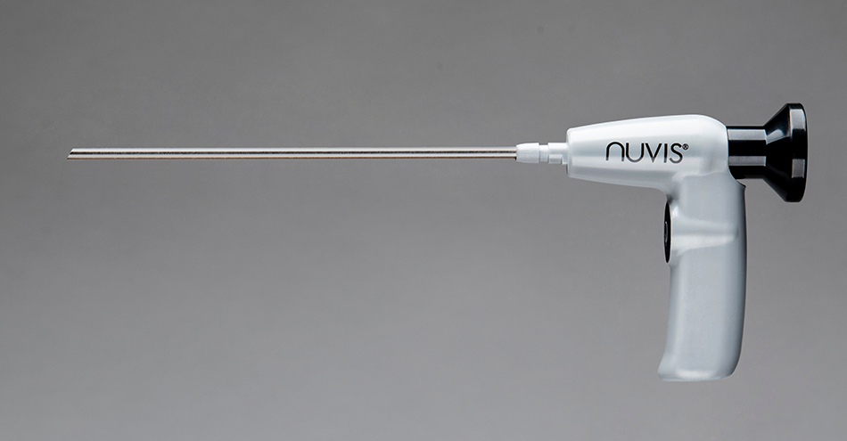 Integrated Endoscopy Launches of NUVIS Single-Use Arthroscope