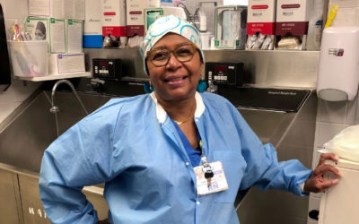 Spotlight On Pamela Davis, Assistant Head Nurse, Mount Sinai Health System