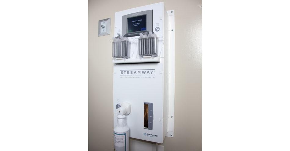 Skyline Medical STREAMWAY System