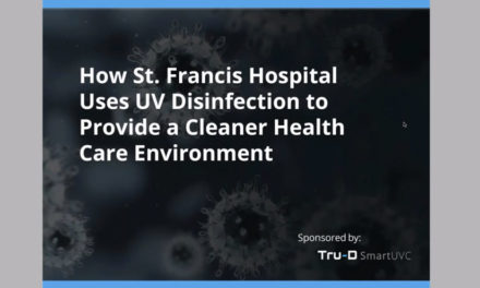 UVC Disinfection Webinar Delivers 'Excellent Overview'