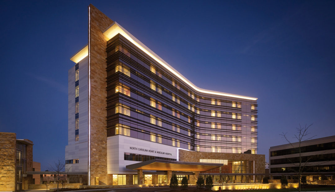 UNC REX Recognized As One of The Nation's Top Teaching Hospitals
