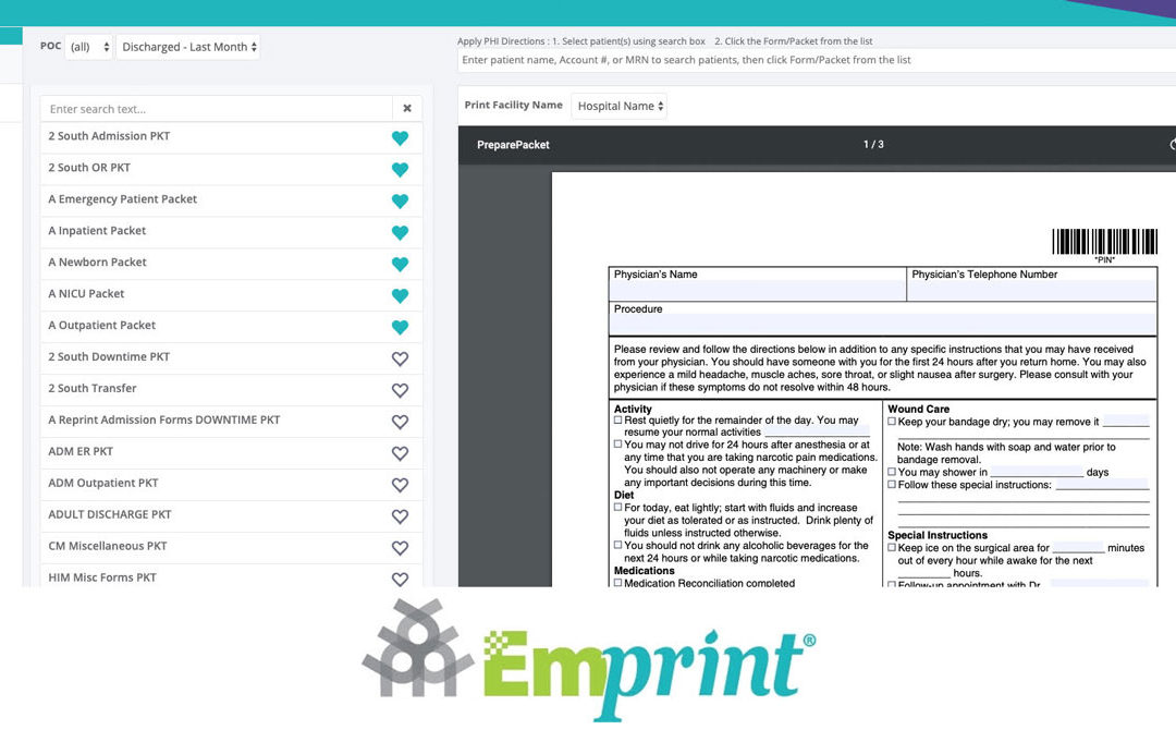 Emprint Launches Cloud-Based Document Management System