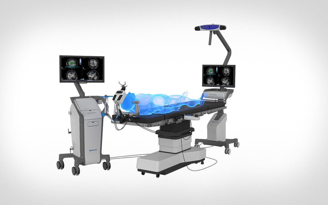 U.S Health System Uses Medtronic Stealth Autoguide Cranial Robotic Guidance Platform