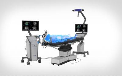 U.S Health System Uses Medtronic Stealth Autoguide Cranial Robotic Guidance Platform