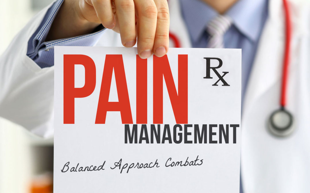 Pain Management: Balanced Approach Combats Opioid Epidemic