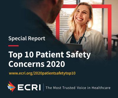 Diagnostic Errors Top ECRI's 2020 Patient Safety Concerns