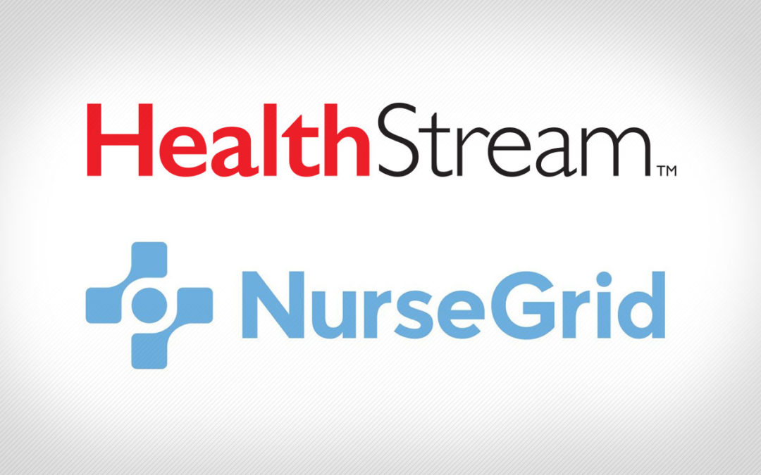 HealthStream Acquires NurseGrid