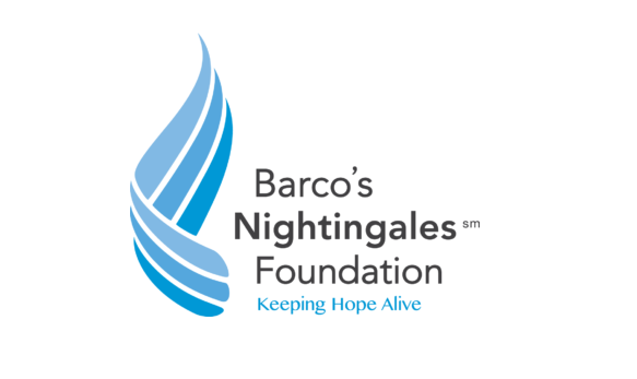Barco's Nightingales Foundation Donates 350,000 Medical Masks