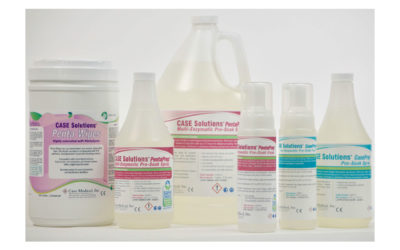 Case Solutions Multi-Enzymatic Cleaners and Wipes