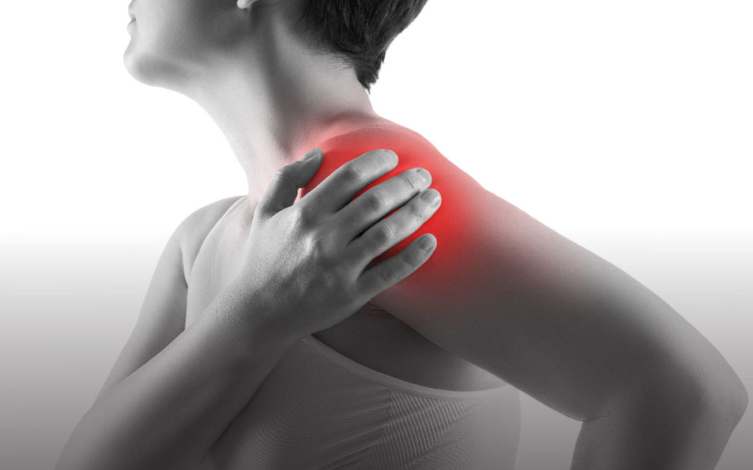 Scapula Therapy for a Sore Shoulder