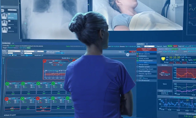 GE Healthcare Deploys Remote Patient Data Monitoring Technology to Help Clinicians Support Most Critical COVID-19 Patients across the Health System