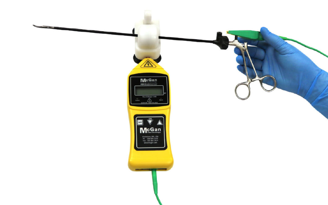 Healthmark Insulation Tester with optional Bi-Polar Fixture and Wire Tester