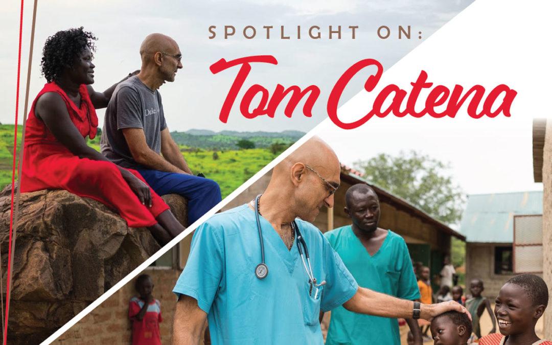 Spotlight On: Tom Catena