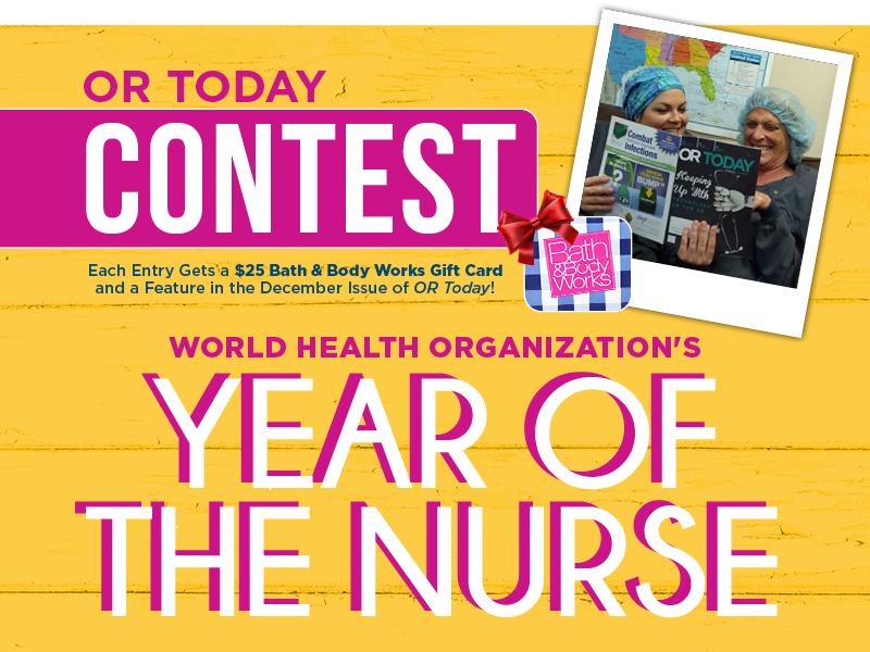 OR Today Celebrates Nurses