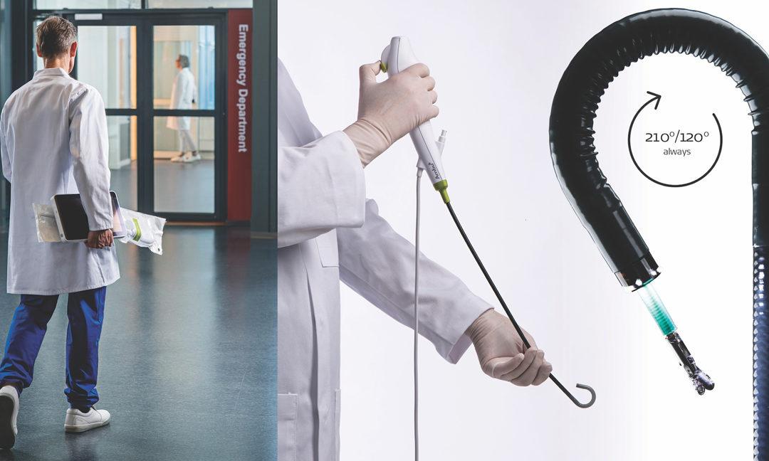 Ambu Launches New Single-Use Cystoscope