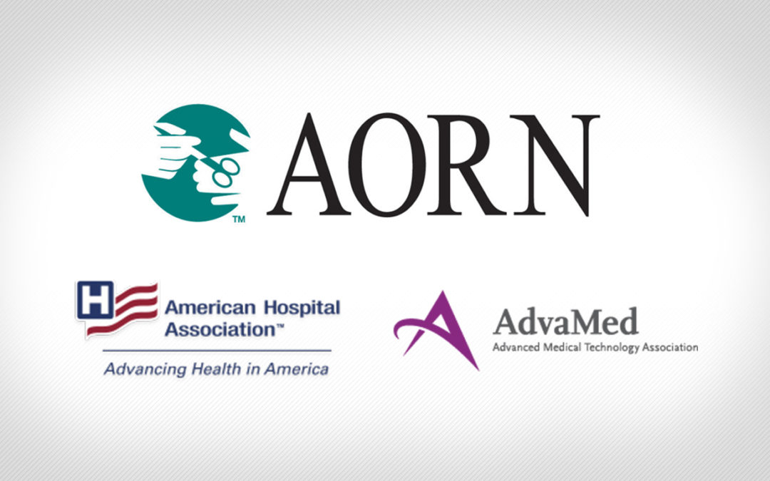AORN Joins AHA, AdvaMed in Issuing 'Re-entry Guidance' for Medical Device Reps