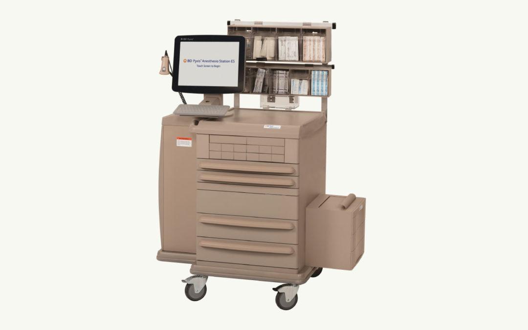 BD Pyxis Anesthesia Station ES