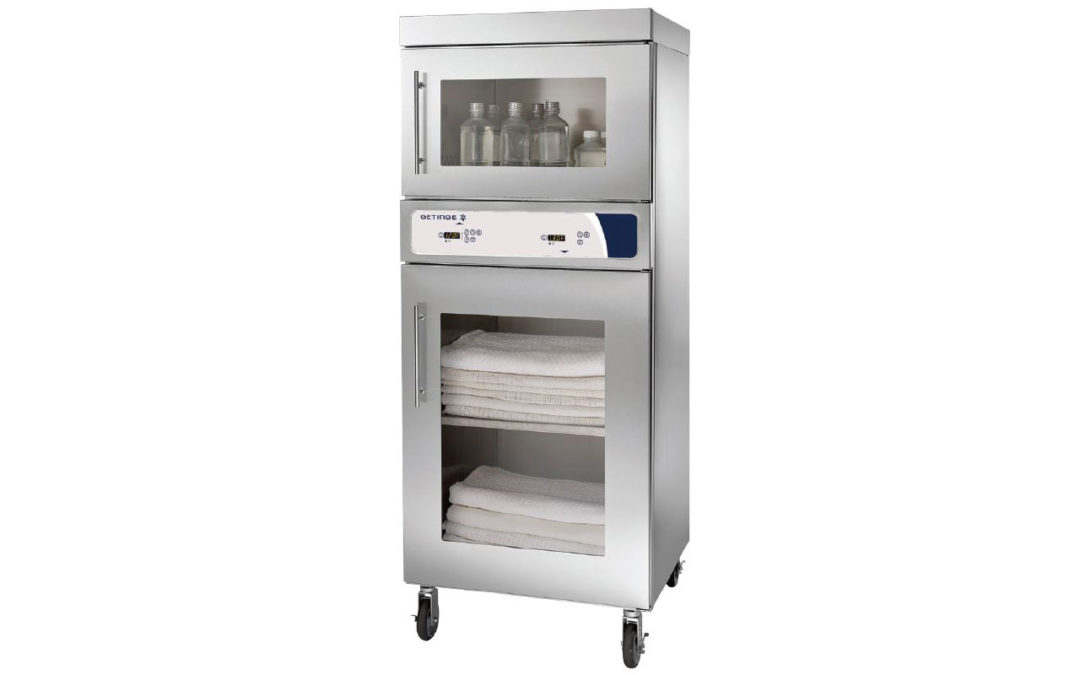 Getinge GET1850BL Combination Blanket/Fluid Warming Cabinet