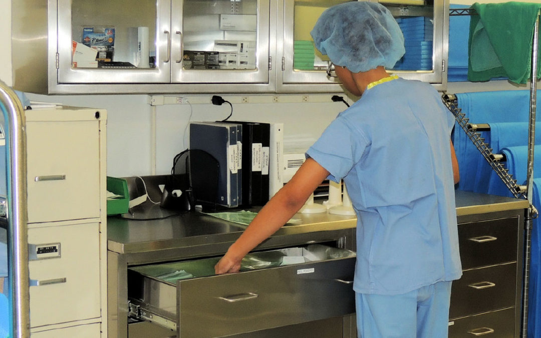 TBJ Inc. Hospital Casework