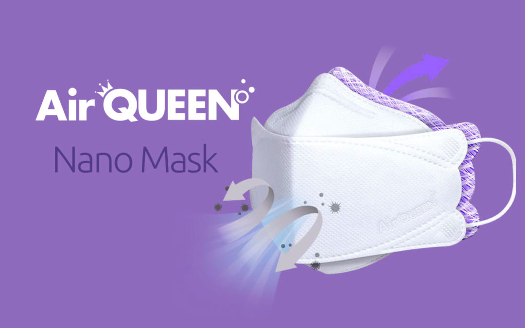 Air Queen Offers 510K FDA Approved N95 Equivalent Mask in U.S.