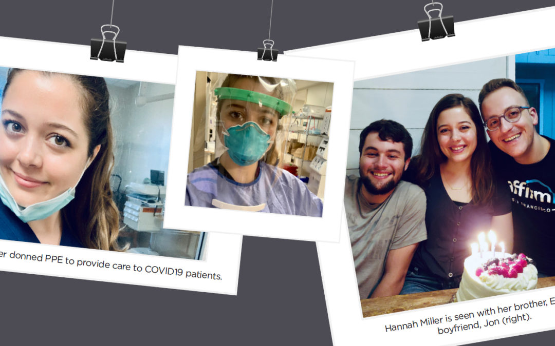 Spotlight On: Hannah Miller, RN, BSN