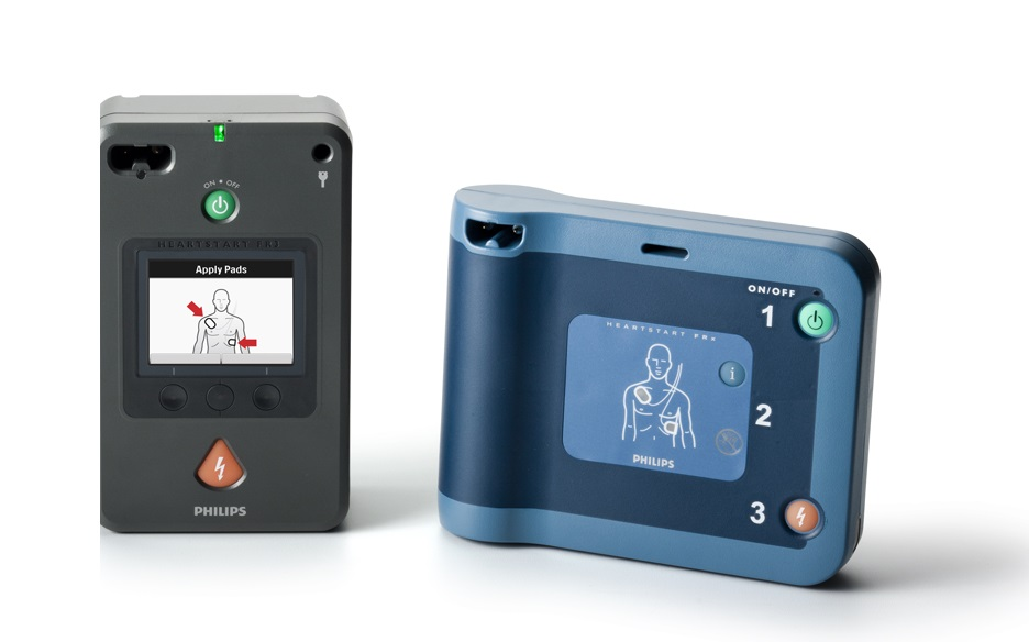 2 Philips AEDs Receive FDA Premarket Approval