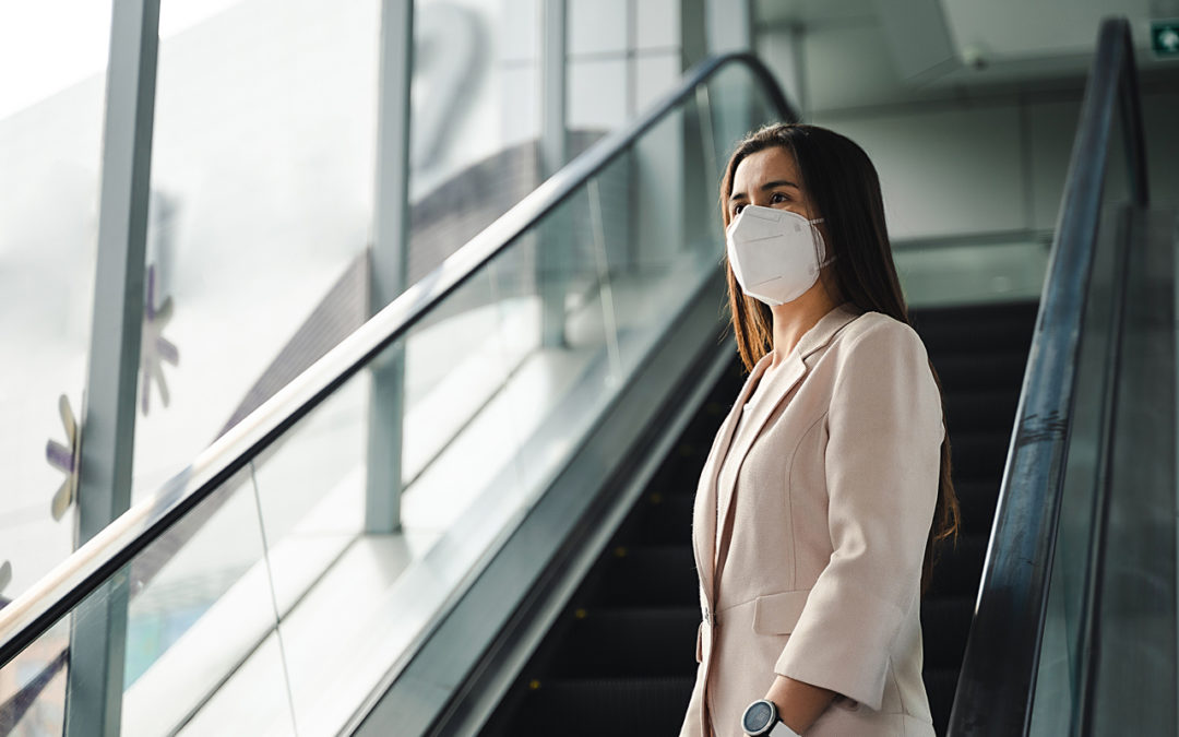 New approach to extend shelf life for N95 mask