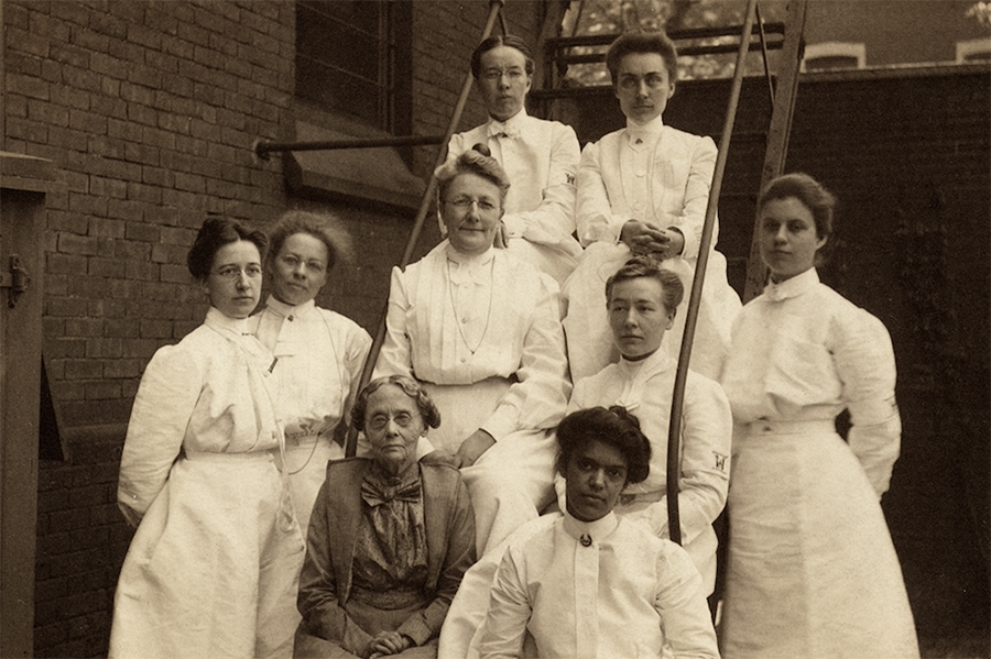 PBS Documentary Features Pioneering Generation of Women Doctors
