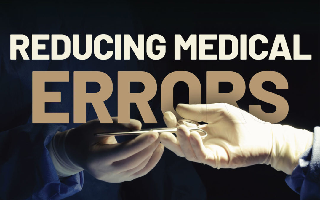 Reducing Medical Errors