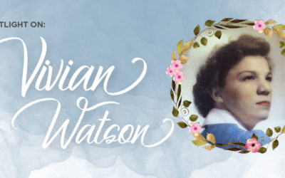 Spotlight On: Vivian Watson