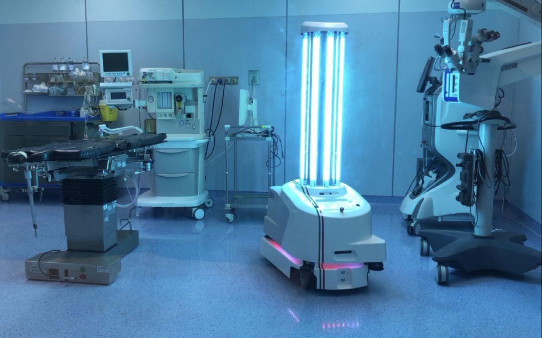Blue Ocean Robotics UVD Robots