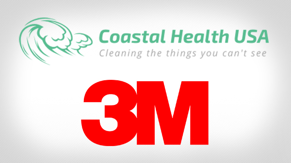 Coastal Health USA, 3M Teams Up