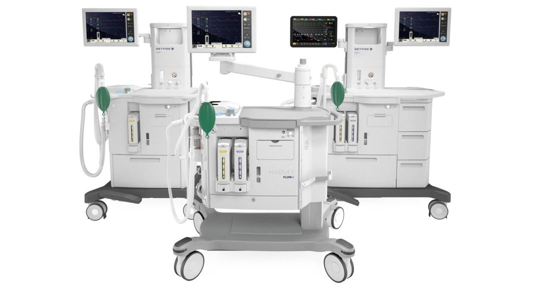 Flow-e and Flow-c Anesthesia Systems Receive 510(k) Clearance