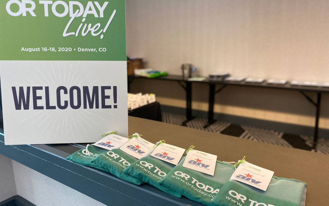 OR Today Live Conference Delivers Safe Networking, Education