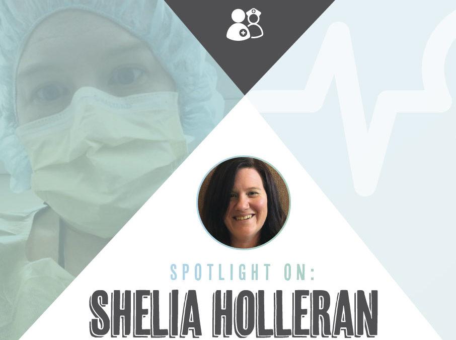 Spotlight On: Shelia Holleran
