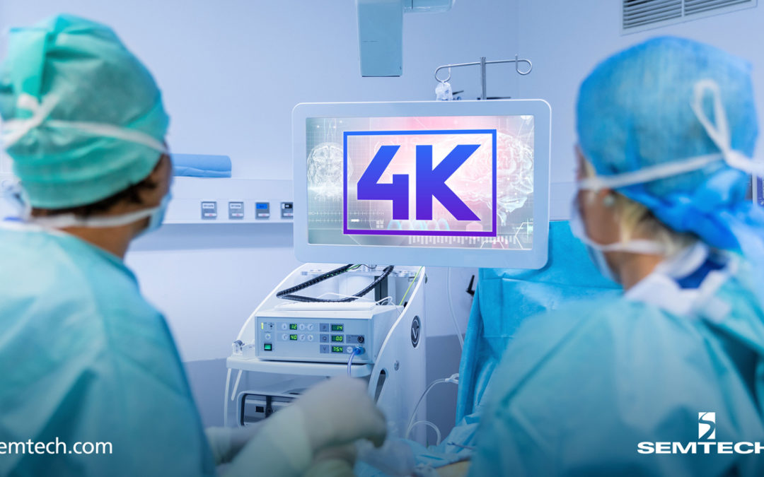 Semtech's BlueRiver ASIC Revolutionizes the Integrated Operating Room