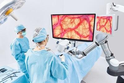 True Digital Surgery, Aesculap Inc. Launch Robotic Digital Microscope