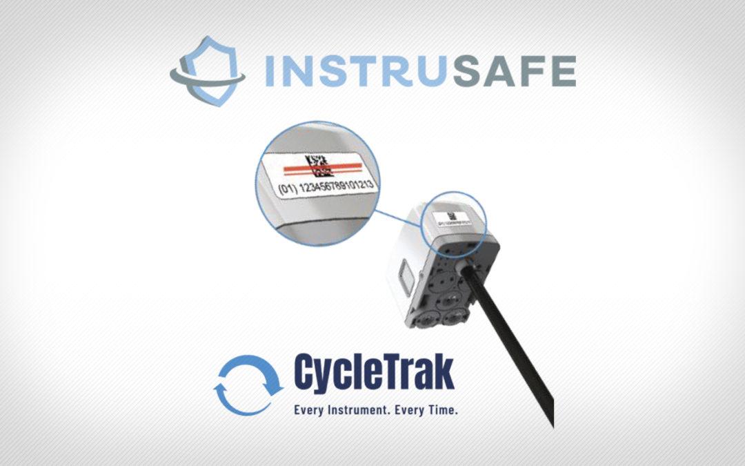 CycleTrak Robotic Module Tracks Robotic Instrument Reprocessing Cycles