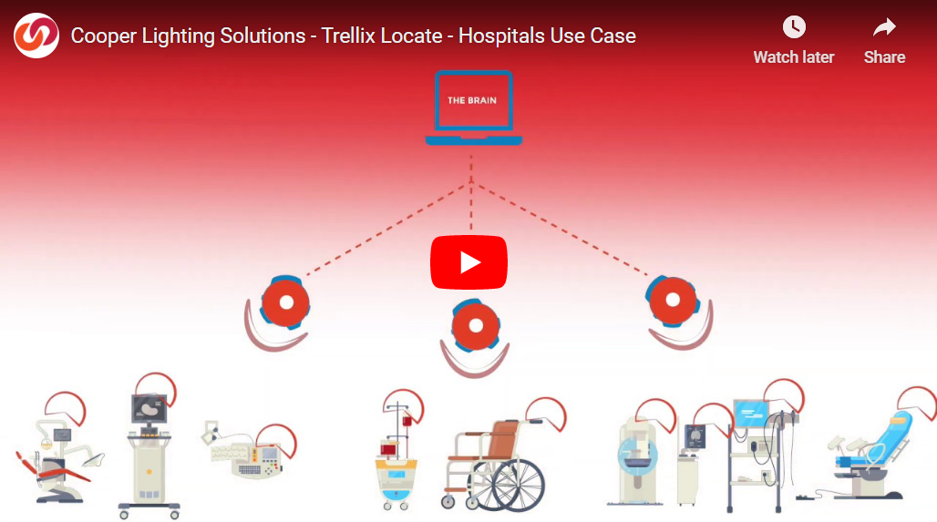 Cooper Lighting Solutions Introduces Trellix Locate